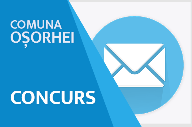 Concurs recrutare la data de 25.06.2019